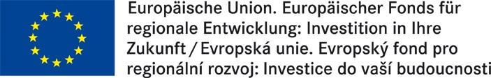 Evropská unie. Evropský fond pro regionální rozvoj.