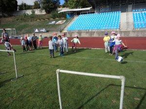 B - Den s fotbalem - září 2018
