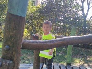 VV - návštěva dětského hřiště - září 2018