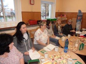 SRN - koordinační schůzka v MŠ - prosinec 2018
