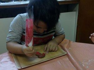 VV - pečení a zdobení perníčků - prosinec 2018
