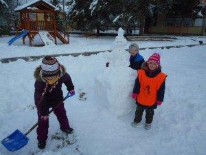 LOGO - druhý sníh leden 2019