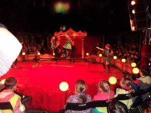 B - Cirkus - Květen 2019