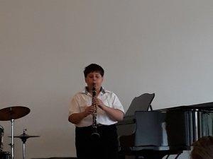 A - Koncert v ZUŠ květen 2019