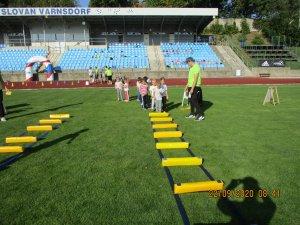 A- Atletika pro děti Září 2020