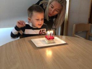 PAS 2 - Chris narozeniny - říjen 2021
