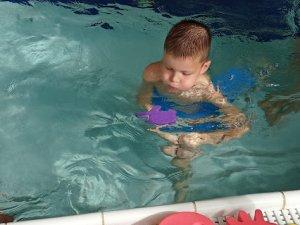 LOGO - plavání, říjen 2021